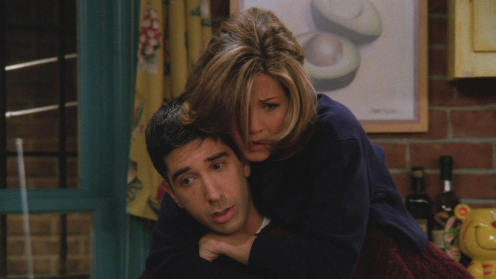 Ross e Rachel - Friends