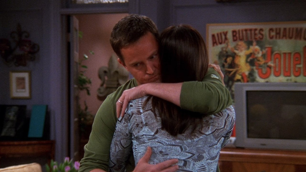 Chandler E Monica - Friends