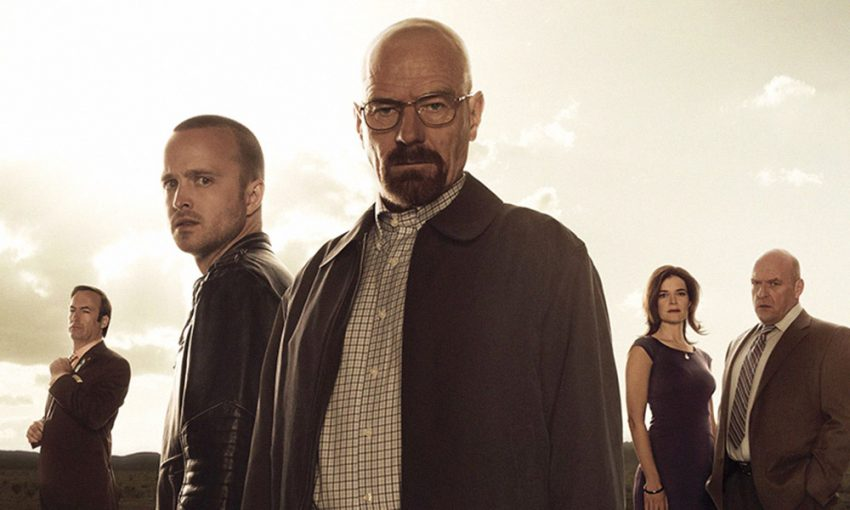 Breaking Bad - Bryan Cranston